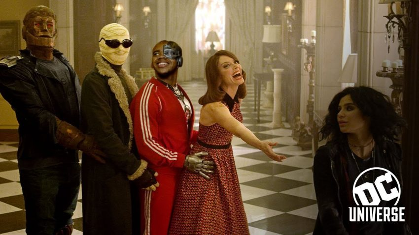 Doom Patrol | Trailer e data de estreia da nova série do DC Universe