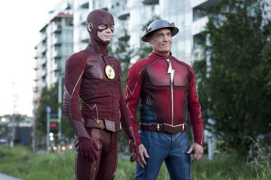 The Flash | John Wesley Shipp está de volta no episódio S06E02 A Flash of the Lightning