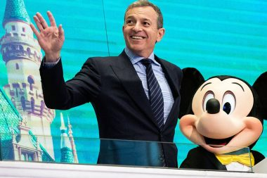 bob iger